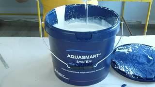 AQUASMART® Hybrid 2K Water based Polyurethane/Acrylic Hybrid Coating