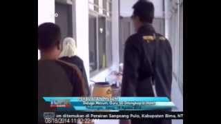 [ANTV] TOPIK Guru SD Ditangkap Di Hotel Saat Berbuat Mesum