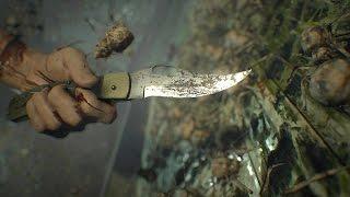 【ナイフクリア&ノーダメージ】バイオハザード7 縛り攻略#1 Resident Evil 7 / BIOHAZARD 7 難易度ノーマル解説付き【PC GTX660】