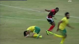 كأس مصر | ملخص مباراة الداخلية و الجونة بكأس مصر