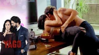 Abel logra ganarse la confianza de Julia | Yago - Televisa