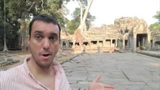 Angor Wat Cambodia Vs Danny