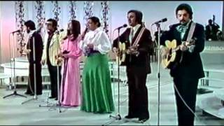 ERES TU  ( Mocedades - Festival de la canción Eurovision 1973  ) HD