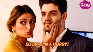 Was Sooraj Pancholi Flustered At Marathi Filmfare Awards?