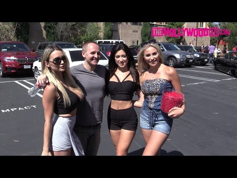 Xxx Mp4 Lindsey Pelas Khloe Terae Stefanie Knight Greet Fans At Vine Meet Up 8 24 15 3gp Sex
