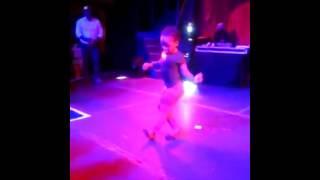 7 year old girl dancing like sfebe