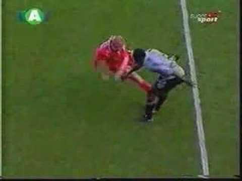 Peleas en el Futbol
