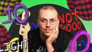How Anthony Fantano Rates an Album
