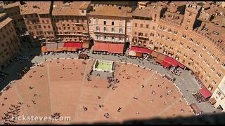 Siena, Italy: Piazza del Campo