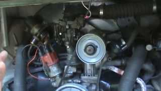 how to troubleshoot air cooled vw charging system