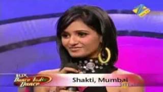 Lux Dance India Dance Season 2 Jan. 30 '10 - Shakti