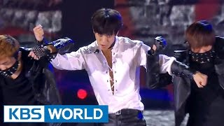 VIXX - Chained Up [2015 KBS Song Festival / 2016.01.23]