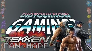 Tekken (Fan-made) - Did You Know Gaming? Feat. DestinationMarc
