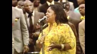 AIM 2011 COGIC Mass Choir feat. Kim Burrell
