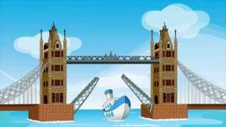 London Bridge Is Falling Down - Kids songs and Nursery Rhymes by EFlashApps