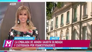 El príncipe de Arabia Saudita llegó a Argentina y piden su detención