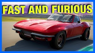 Forza Motorsport 7 : FAST AND FURIOUS DLC!! (Dodge Demon, Ice Charger & More!)