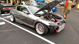 Download Mazda Rx8 turbo 3Gp Mp4