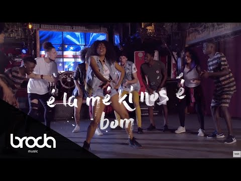 Djodje La Ki Nos É Bom Official Lyric Video
