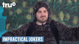 Impractical Jokers - Spider Hero Stunt Spectacular (Punishment) | truTV