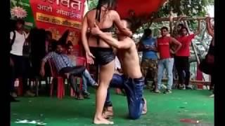 Sexy Arkestra Bhojpuri Song Nude Dance 2017