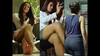 Catherine tresa hot ass & thighs