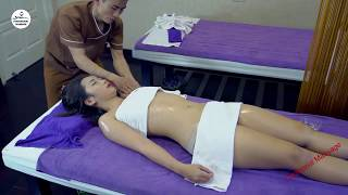 Swedish Massage Techniques Front Body More Relaxation & Flexibility