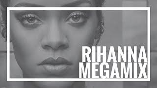 Rihanna Megamix - The Adventures of BadGalRiRi (40+ Hits in 1 Megamix!)