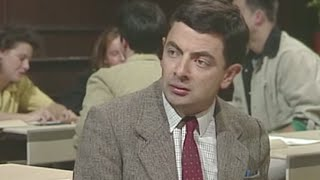 Mr. Bean Taking an Exam | Mr. Bean Official