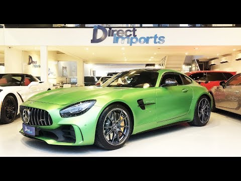 AMG GT-R Mercedes-Benz