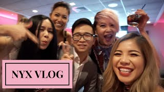 [VLOG] CHANG GOES TO NYX FACE AWARDS EVENT