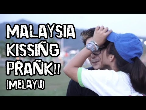 Xxx Mp4 Malaysia MALAY Kissing Prank 3gp Sex