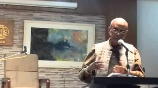 Porimal & Shamol Kabita,  Sayed Shamsul Haq at ICCR, by Masud Karim ICCR
