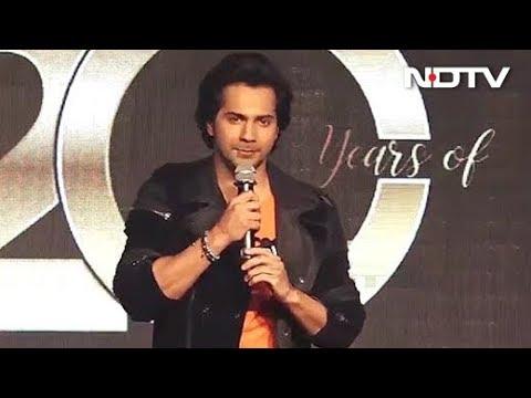 Xxx Mp4 Varun Dhawan On SRK S Wet Look In Kuch Kuch Hota Hai 3gp Sex