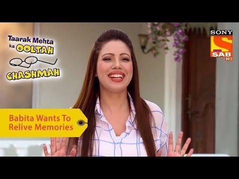 Xxx Mp4 Your Favorite Character Babita Wants To Relive Memories Taarak Mehta Ka Ooltah Chashmah 3gp Sex
