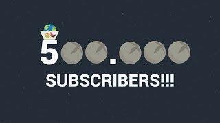 Intermezzo: Gebrakan Kok Bisa 500.000 Subscribers! (360 video)