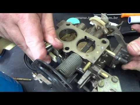 Tonella carburador solex 2E funcionamento e regulagens 03