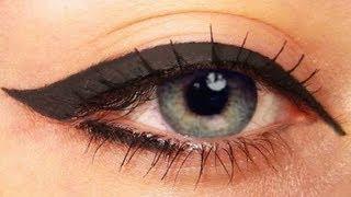 Eyeliner Sürmek İçin 5 Pratik Yöntem | Sebi Bebi