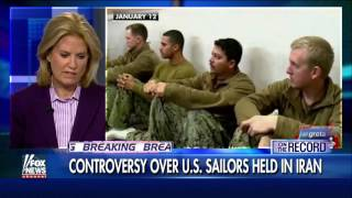 Outrage as team Obama spins Iran-sailors incident