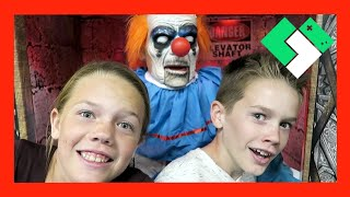 SCARED IN THE SPIRIT HALLOWEEN STORE (Day 1669)