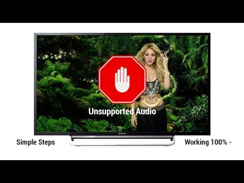 Xxx Mp4 Unsupported Audio Format In Television In HD Movies And Videos Simple Steps 100 Woking 3gp Sex