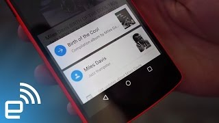 A Quick Look at Google Now on Tap