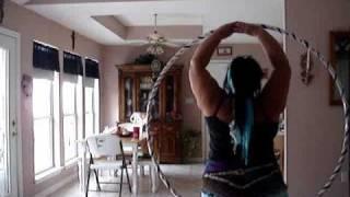 Belly & Hoop Dancing  Practise-genie in a bottle