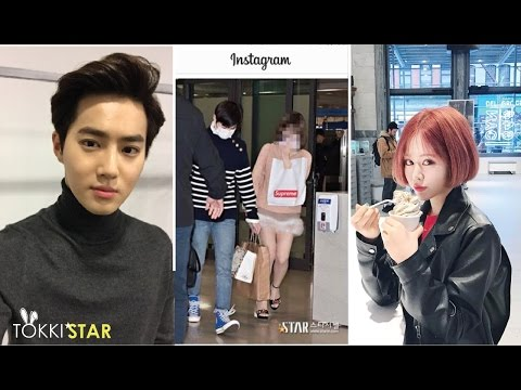 Suho's sasaeng Rion spotted In Newark