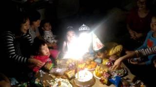 Sinh nhật con gái 4 tuổi ahihi.mp4