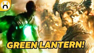 Justice League Flashback Green Lantern Explained