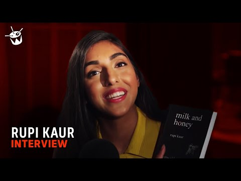 HACK: Rupi Kaur on insta fame and her world told through 'milk and honey'