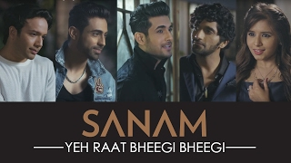 Yeh Raat Bheegi Bheegi | Sanam ft. Aishwarya Majmudar (Valentine's Day Special❤)