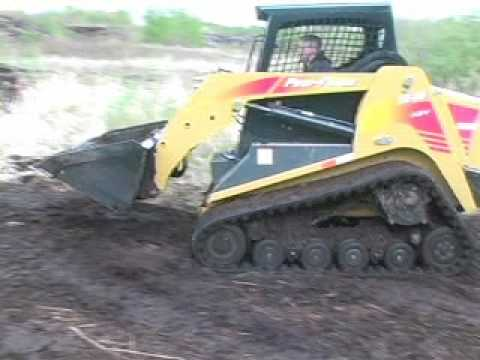ASV Bobcat Ground Pressure