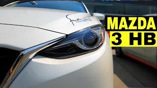 Mazda 3 Hatch Back - Dos años después: Probado en Ciudad y Viajes!